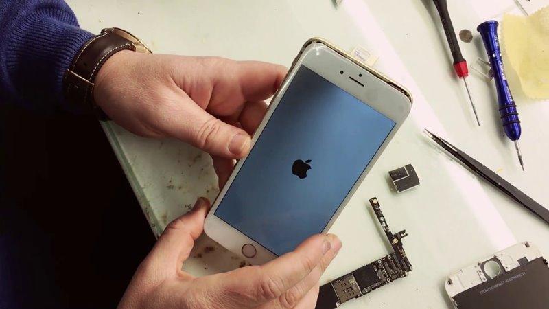 โทรศัพท์มือถือยี่ห้อ Apple (แอปเปิ้ล) มีอาการเสียอะไรบ้าง ซ่อมที่ไหนดี