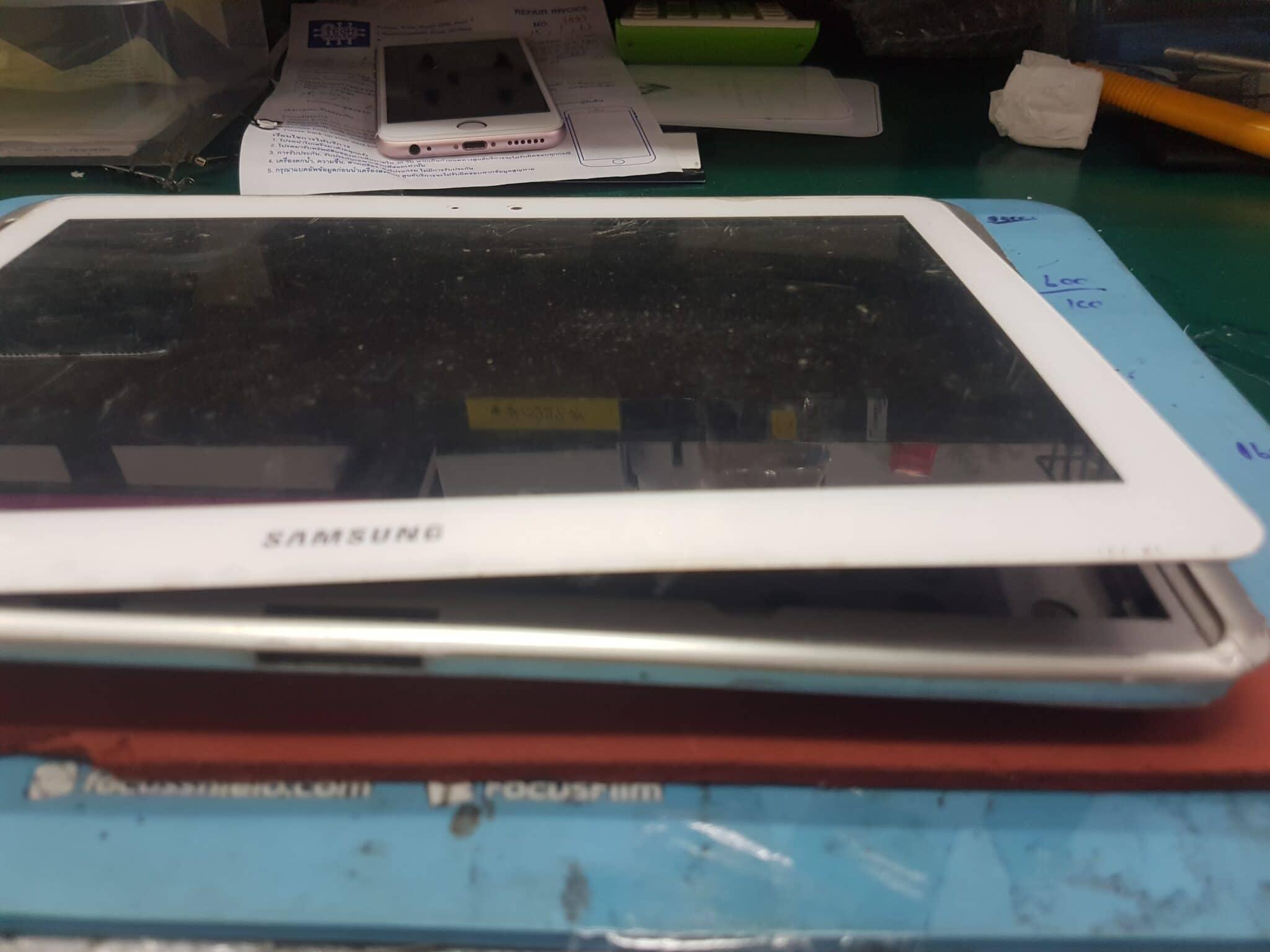ซ่อม Samsung Galaxy ซัมซุง กาแล็กซี่ Tab S6 ลำโพงไม่ดัง อะไหล่แท้ ราคาถูก 🥇 ศูนย์ซ่อม โทรศัพท์มือถือ มือถือทุกรุ่น ทุกยี่ห้อ iPhone | Apple | Samsung | Huawei