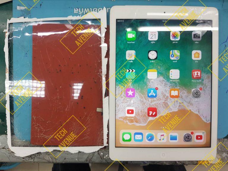 iPad (ไอแพด) Air 2018 จอแตก ส่งซ่อมที่ไหน