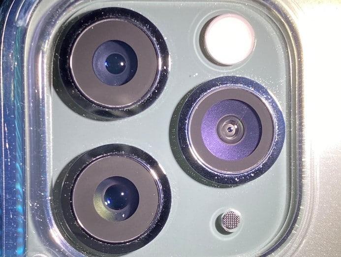 iPhone (ไอโฟน ) 11 Pro Max กล้องไม่โฟกัส ซ่อมร้านไหนดี ราคาถูก
