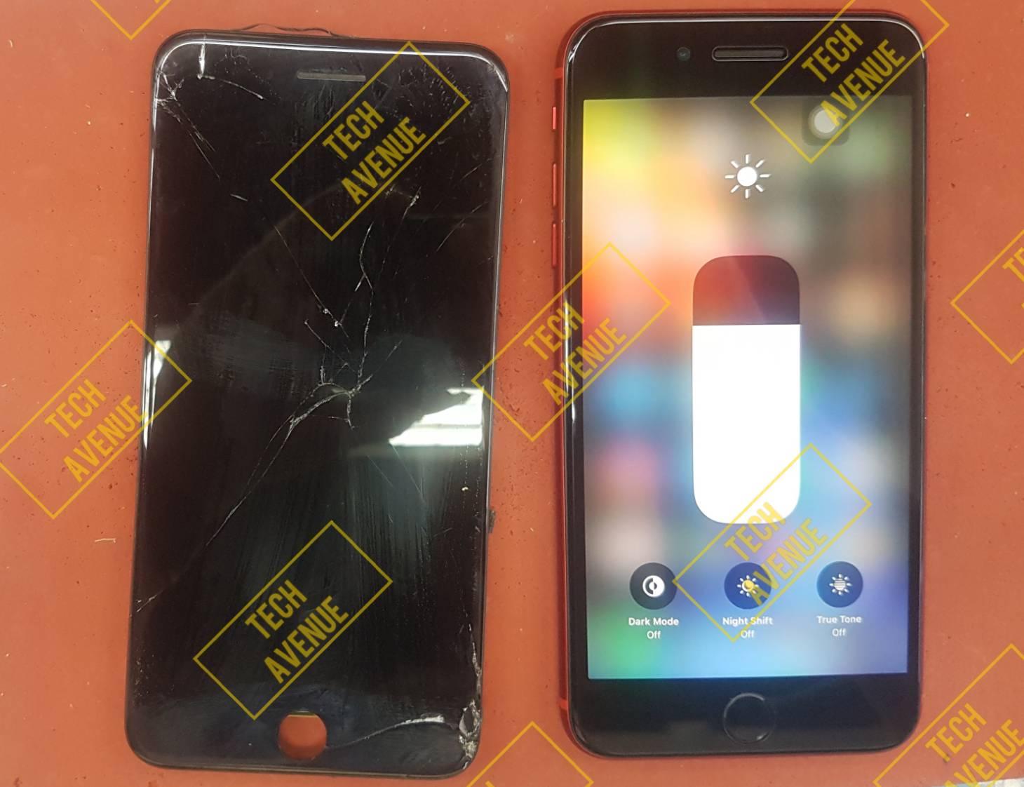 iPhone (ไอโฟน) 8 Plus ทัชสกรีนไม่ได้ ซ่อมร้านไหนดี รอรับเลย!!