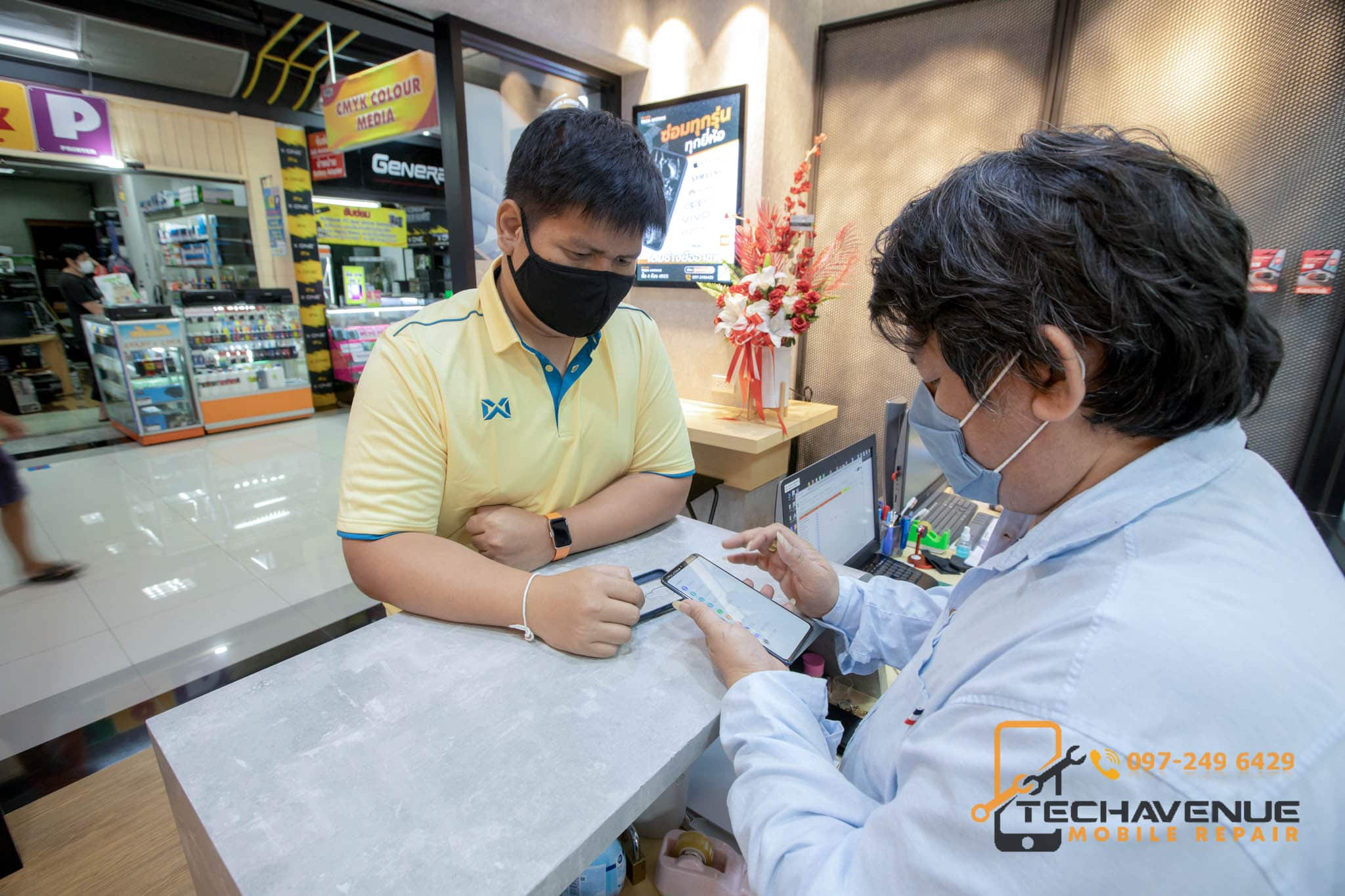 ซ่อมมือถือ แถวไอทีมอลล์ ฟอร์จูน ร้านไหนดี เชื่อถือได้ ราคาไม่แพง 🥇 ศูนย์ซ่อม โทรศัพท์มือถือ มือถือทุกรุ่น ทุกยี่ห้อ iPhone | Apple | Samsung | Huawei
