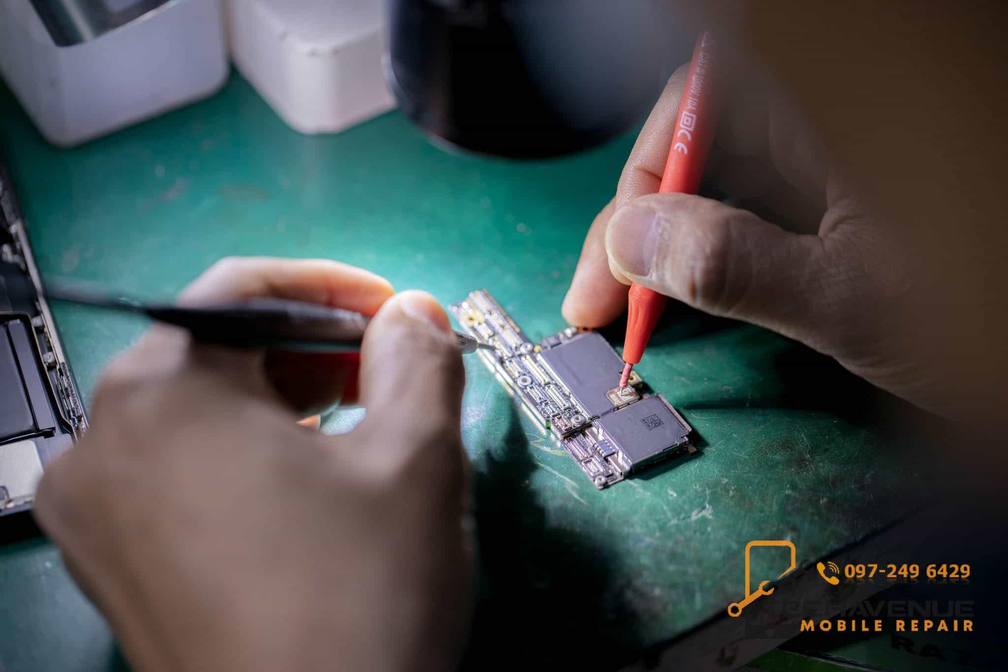 ส่งซ่อมมือถือ ง่ายๆผ่าน Grab เริ่มต้นเพียง 35.-