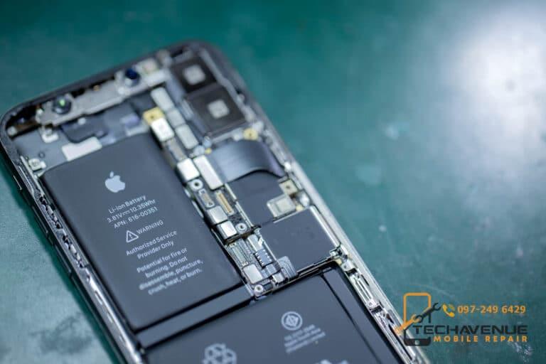 เปลี่ยนบอร์ด iPhone X ราคาถูกกว่าศูนย์ รอรับได้ - มีหน้าร้านเชื่อถือได้