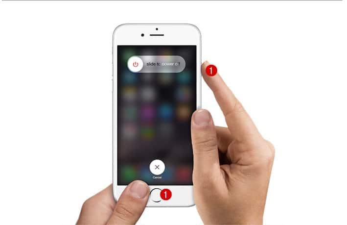 ไอโฟนจอดำ