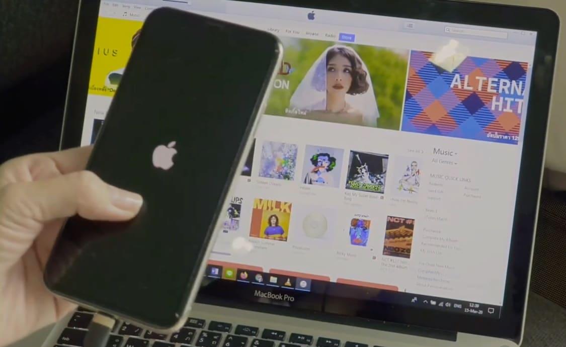 ไอโฟน ค้างโลโก้  ส่งซ่อมร้านไหนดี ราคาถูก เชื่อถือได้